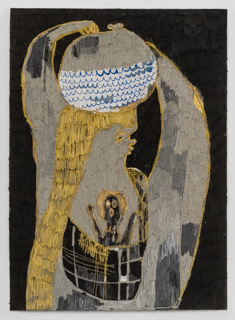 , 'Water Baby,' 2017, Fridman Gallery