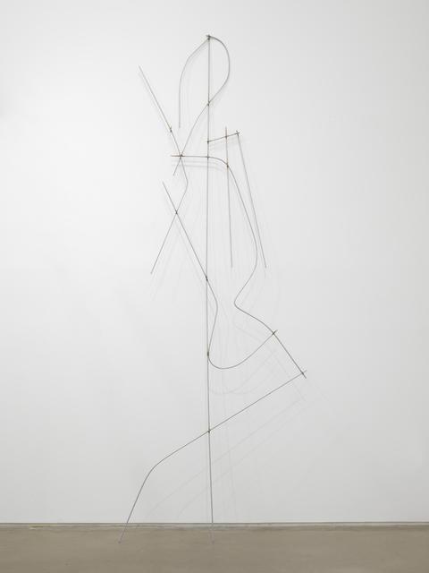 , 'Crossing Legs,' 2014, Feuer/Mesler