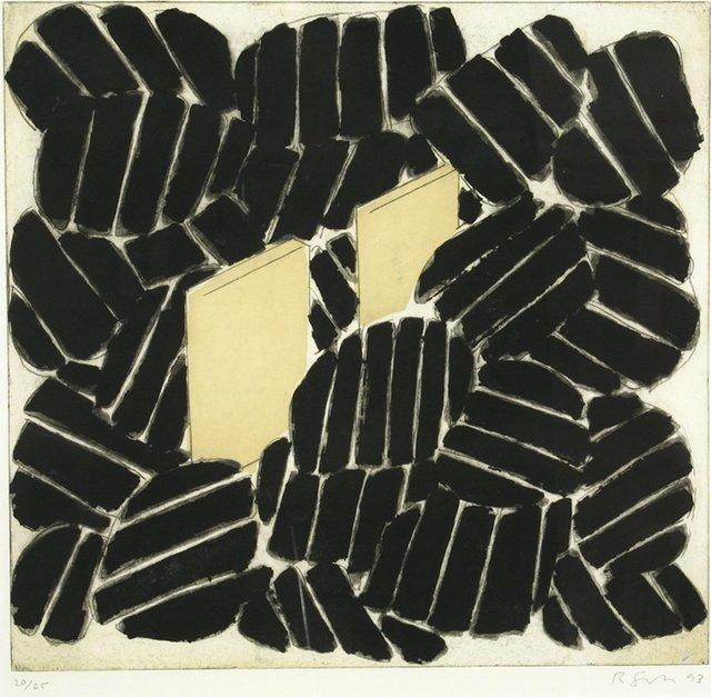 , 'Nest,' 1993, Flowers