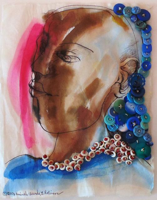 Aminah Brenda Lynn Robinson, 'Poindexter Village Character I', ACA Galleries