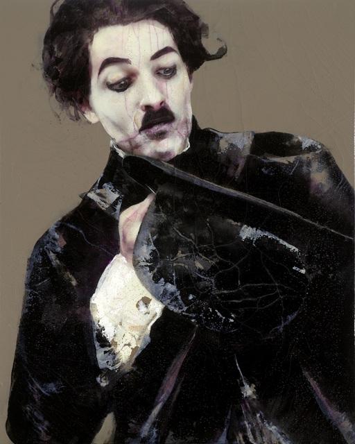 , 'Chaplin 19,' 2012, Metropolitan Gallery Hamburg