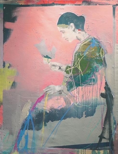 , 'Sehnsucht,' 2018, Galerie Schimming