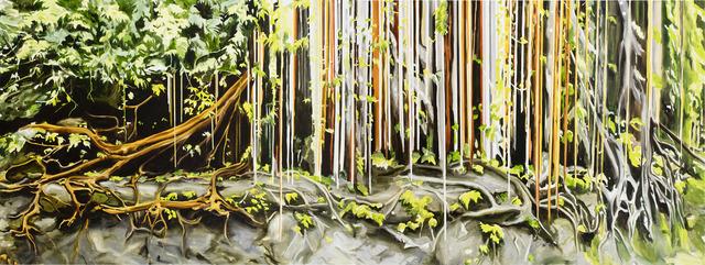 , 'Rain of Gold,' 2016, Galleria Heino