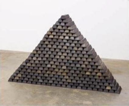 , 'Piramide,' 2012, Leon Tovar Gallery