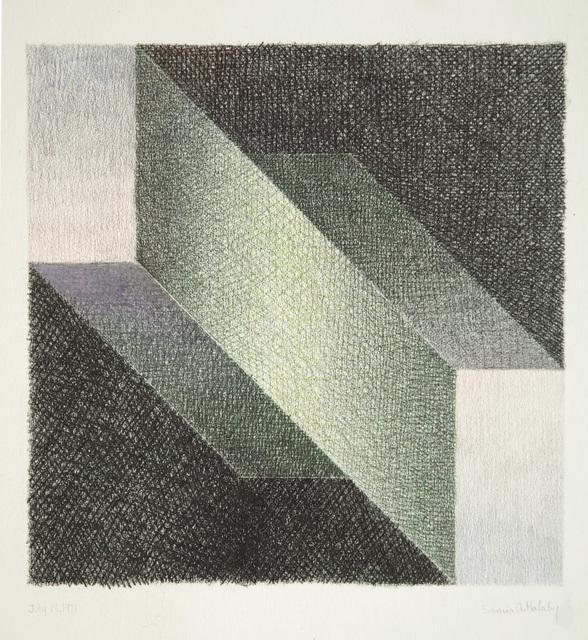 , 'Near or Far,' 1971, Ayyam Gallery
