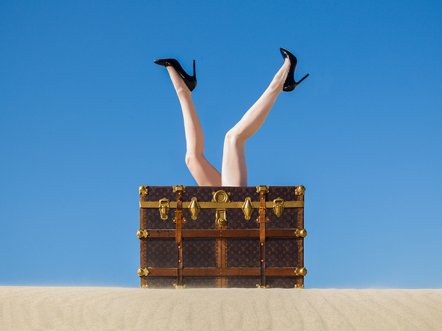 , 'Louis Vuitton Trunk,' 2016, Imitate Modern