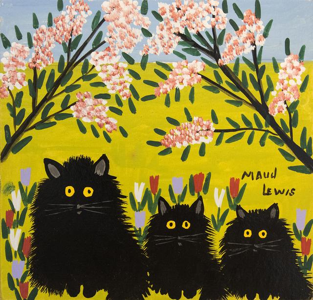 , 'Three Black Cats,' , Oeno Gallery