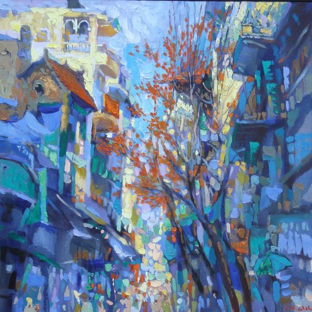 , 'Ha Ba Trung Street,' 2011, Ai Bo Gallery