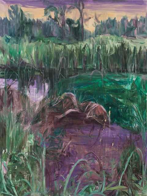 , '污泥 Mud,' 2017, Matthew Liu Fine Arts
