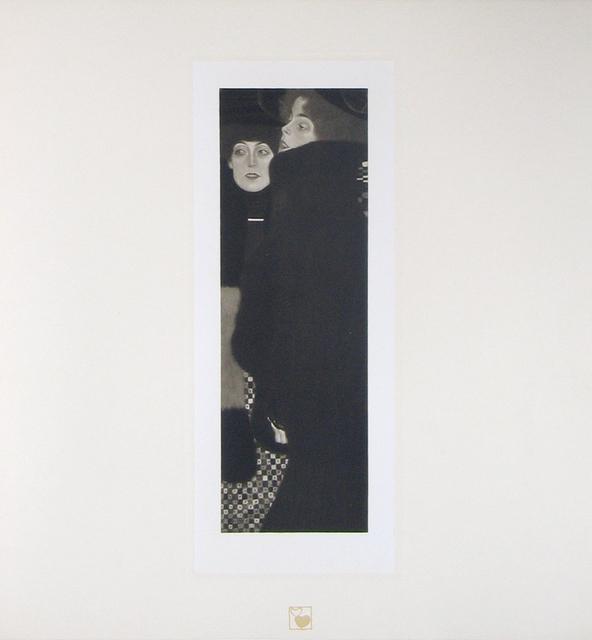 , 'Sisters [Das Werk Gustav Klimts],' 1908-1914, Jason Jacques Gallery