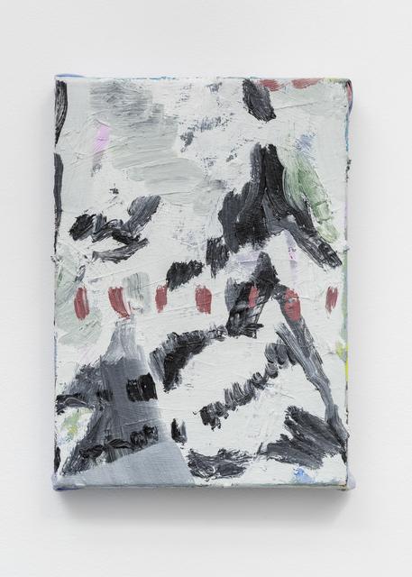 , 'Flat Crown,' 2017, Pilar Corrias Gallery