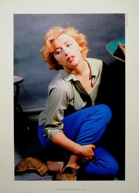 Cindy Sherman, 'Marilyn', 1999, EHC Fine Art Gallery Auction