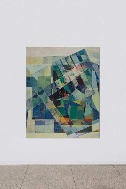 , 'Green rain, 녹우,' 1973, Phosphorus & Carbon