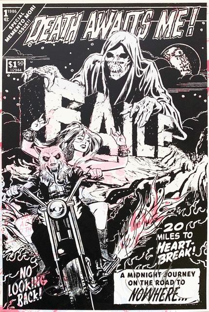 FAILE, 'Memento Mori', 2007, Jewel Goodby Contemporary