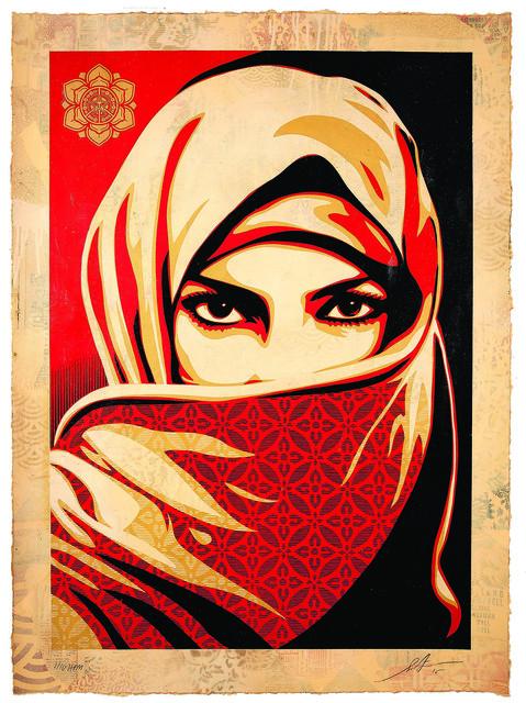 Shepard Fairey (OBEY), 'Universal Personhood 2', 2015, Underdogs Gallery