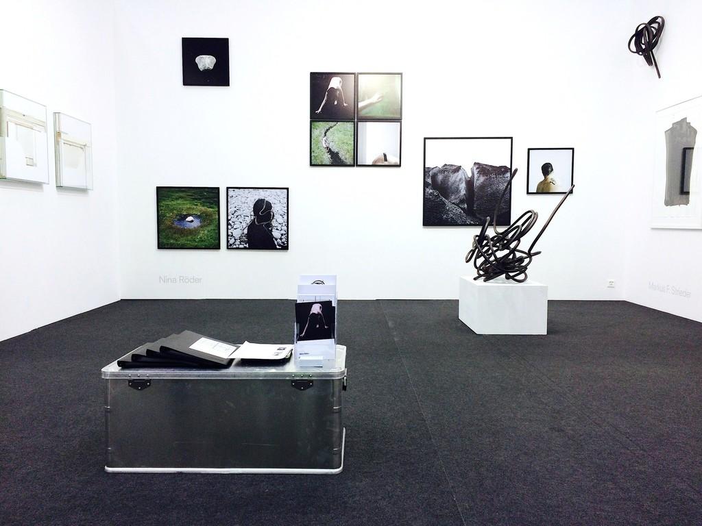 installation view KUNST16 Zürich