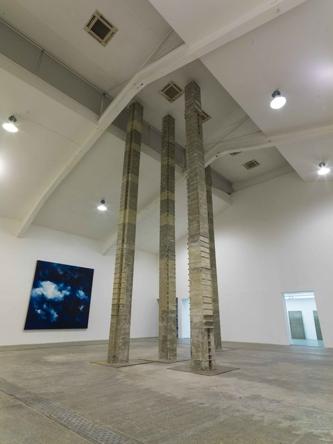 , 'Towers,' 2014, Tang Contemporary Art