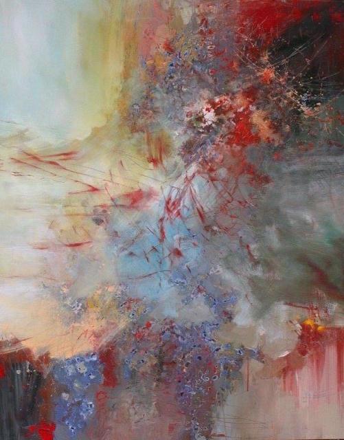 , 'Anton Bruckner, Motet Os Justi,' 2015, Madrona Gallery