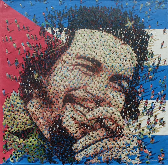 Syaiful Rachman, 'Che Guevara', 2017, Ode to Art