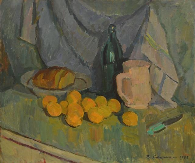 Valery Borisovich Skuridin, 'Peaches', 1975, Surikov Foundation