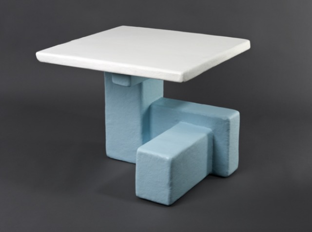 , 'Cubist Table L.,' 2009, Almine Rech