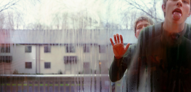 Anthony Goicolea, 'Window Washers', 2001, ClampArt