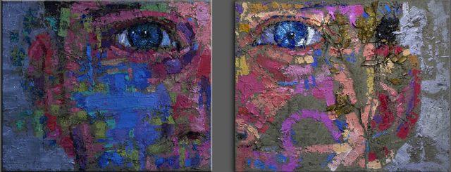 , 'Faciem VII,' 2014, Bill Lowe Gallery