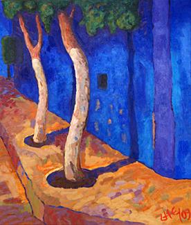 Ute Hagen, 'La Casa Azul', Galleria Dante