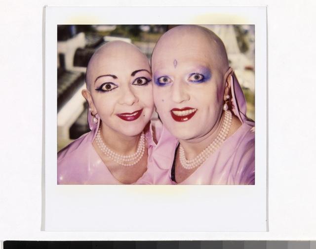 , 'Polaroid Diary, 11.02.1993, Madrid,' 1993, Musée d'Art Moderne de la Ville de Paris
