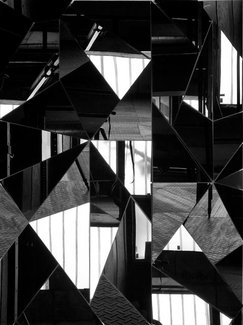 , 'Apophenia (Black),' 2015, Mario Mauroner Contemporary Art Salzburg-Vienna