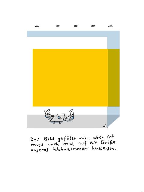 , 'Das Bild gefällt mir,' 2018, Galerie Floss & Schultz