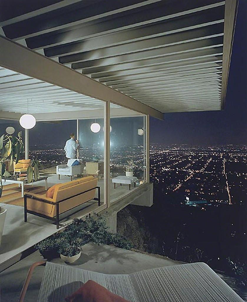 Julius Shulman Case Study House  Los Angeles CA (Playboy Larger Julius Shulman Case Study House Number  Los Angeles Ca Playboy