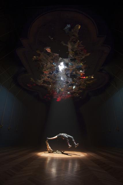 , 'El Rapto I,' 2016, Isabel Croxatto Galería