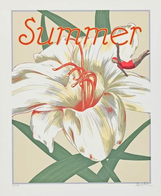, 'Summer,' ca. 1987, Alpha 137 Gallery