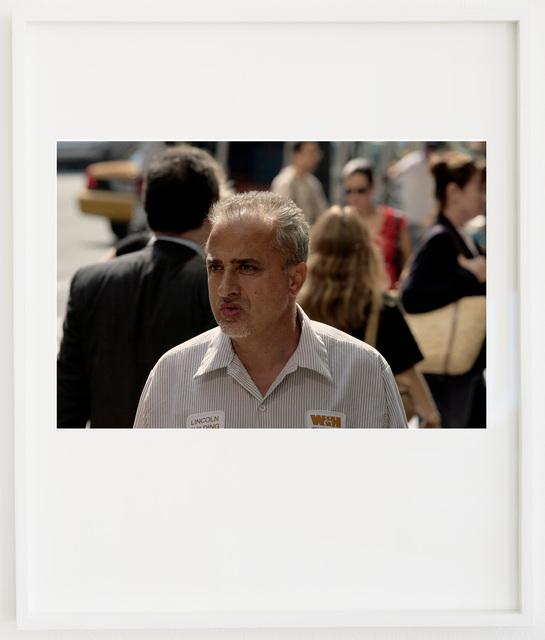 , '42nd and Vanderbilt (2007.06.28 08:59:39),' 2017, V1 Gallery