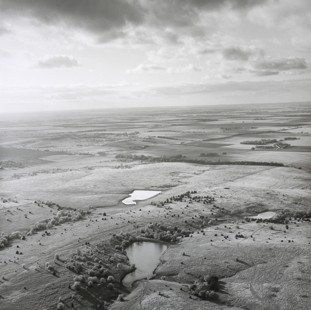 Terry Evans, 'Pond and Sky, Western Saline County', Yancey Richardson Gallery