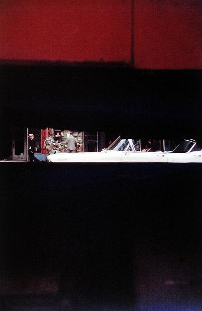 , 'Through Boards,' 1957, Galerie f5,6