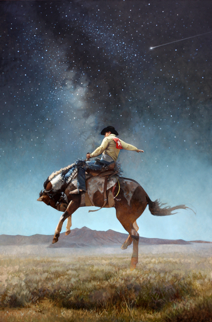 , 'The Spirit of the West ,' 2017, Gerald Peters Gallery Santa Fe