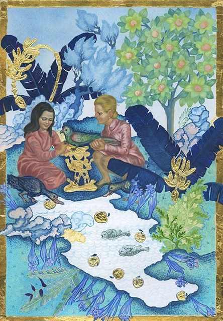, 'Oro Desaparecido,' 2015, John Wolf Art Advisory & Brokerage