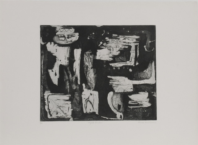 , 'Night Garden,' 1965-1966, Sragow Gallery