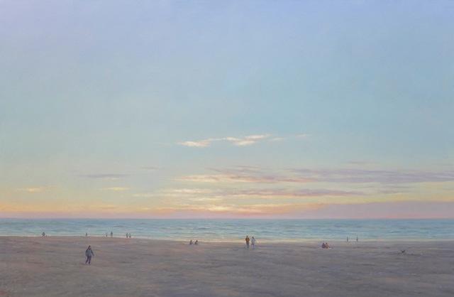 , 'Ocean Beach,' 2017, Andra Norris Gallery