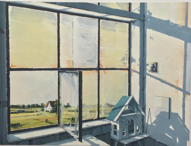 , 'Untitled ,' 2016, Galerie Jochen Hempel