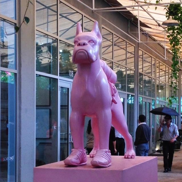 William Sweetlove, 'Cloned Bulldog', 2011, Galleria Ca' d'Oro