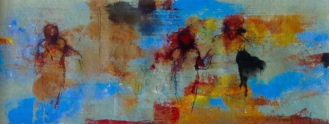 Benjamín Torcal, 'Abstracción II', 2016, Anquins Galeria
