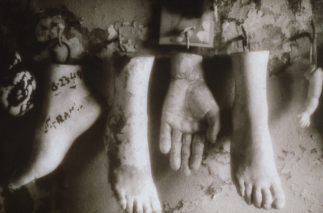 , 'St Roch., Feet and Hands,' 1997, The Lionheart Gallery