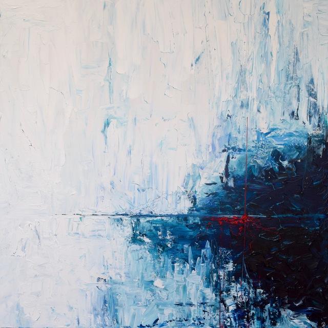 , 'On The Ice Edge,' 2017, Maggio Art Consultancy