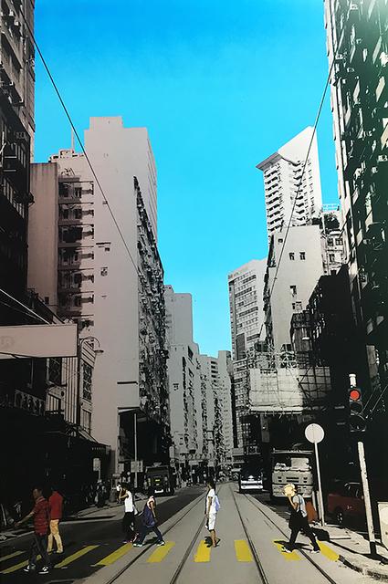 , 'Azure Blue,' 2016, Nanda\Hobbs