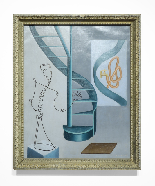 , 'Staircase,' 1936, Pavel Zoubok Gallery