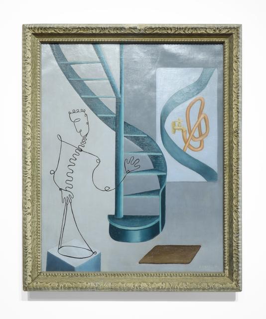 , 'Staircase,' 1936, Pavel Zoubok Fine Art
