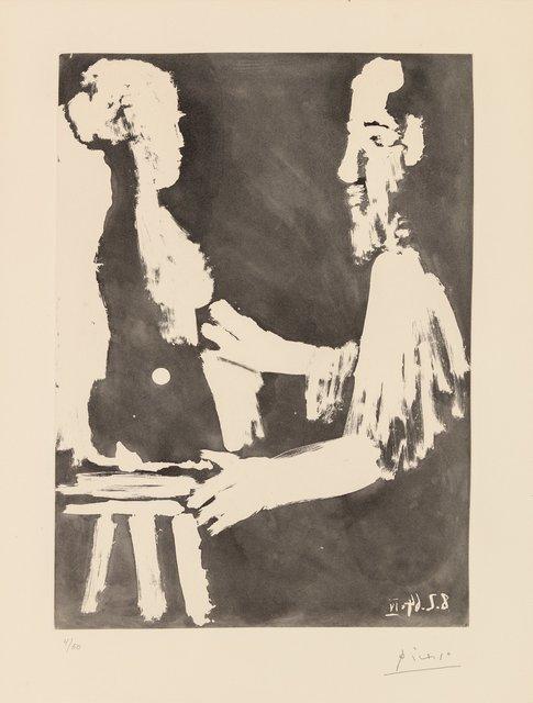 Pablo Picasso, 'Sculpteur au Travail, from The Sable Mouvant', 1964, Heritage Auctions